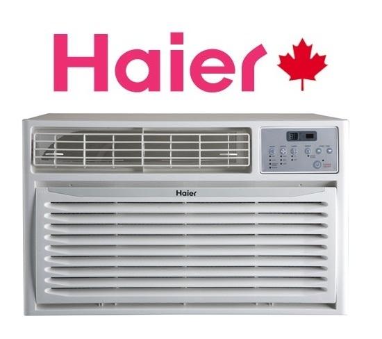Haier HTWR10XCK Wall Air Conditioner 10,000 btu