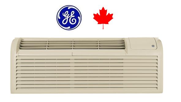 General Electric AZ41E12D 11,800/11,600 btu PTAC Unit with Electric Heating