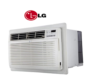 LG LT1216CER 11,500 BTU Through-The-Wall Air Conditioner