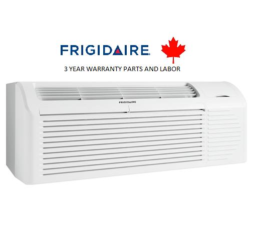Frigidaire FRP77ETV2R 7,700 btu PTAC unit with Electric Heat