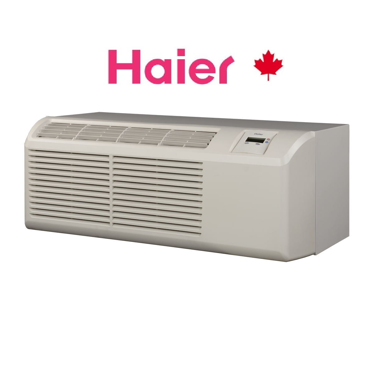 Haier PTCH151UAC 15000 btu PTAC Unit with Electric Heat