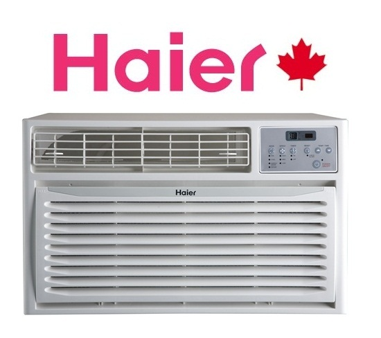 Haier HTWR10XCK Wall Air Conditioner 10,000 btu