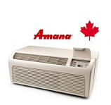 Amana PTH123G35AXXX 12000 btu Cooling PTAC Unit with 11500 btu Heat Pump and optional Digi Smart Sensor